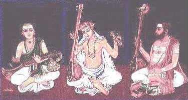 Description: Description: Description: Description: Description: Description: Description: Carnatic Music Trinity